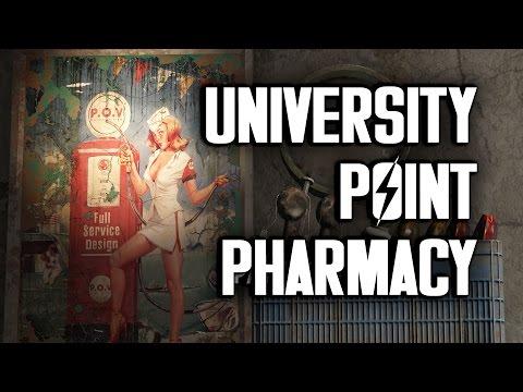 Let's Build University Point Pharmacy - Vault-Tec Workshop