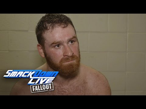 Another close call for Sami Zayn: SmackDown LIVE Fallout, April 18, 2017