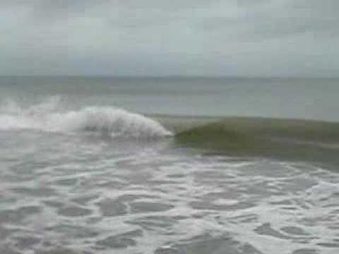 hurricane katrina waves in naples florida youtube