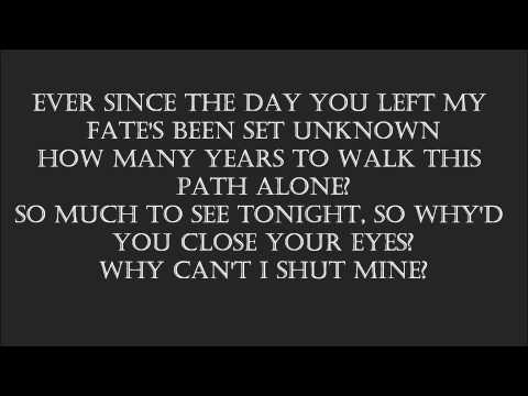 Avenged Sevenfold - Save me lyrics