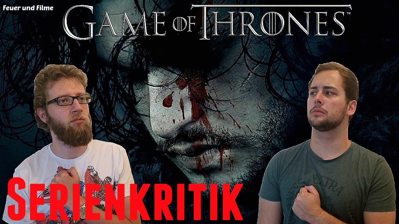 Game Of Thrones Staffel 6 Kritik
