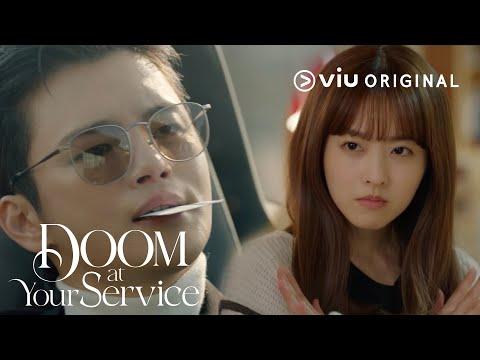 DOOM AT YOUR SERVICE Teaser #4 | Seo In Guk, Park Bo Young | Viu Original