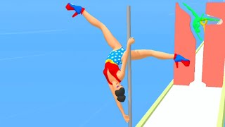 Pole Dance - All Levels Gameplay Android iOS (7-10)