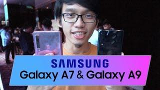 Samsung Galaxy A7 & Galaxy A9