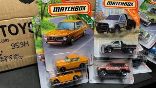 Lamley Unboxing: Matchbox 2019 A Case