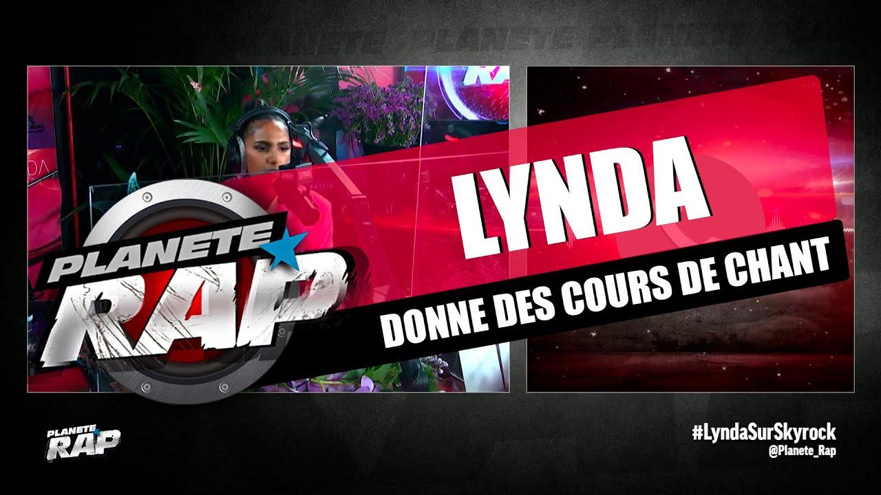 LYNDA DONNE DES COURS DE CHANT #PlanèteRap