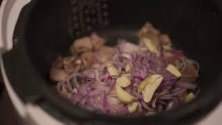 CUCKOO Red M10 Recipe - Lamb Bryani