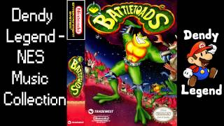 Battletoads NES Music Soundtrack OST - FULL Song - [HQ] High Quality Music