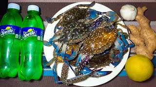 CRAB COOKED WITH SPRITE! | Pinoy Taste