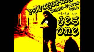 Psychopathic-Disko-Fader vol.2 mixed by DJ Jes One for groove shop north 2011