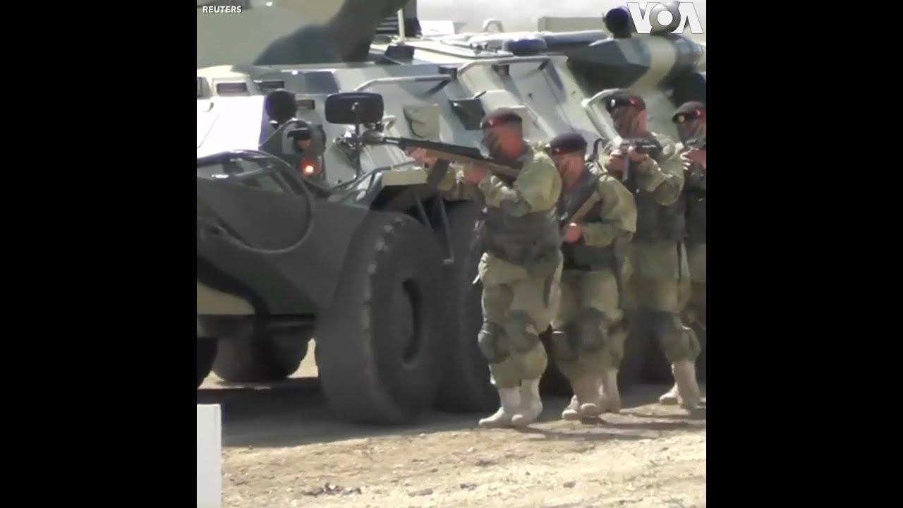 Diễn đàn Kỹ thuật và Quân sự quốc tế ARMY 2019 bế mạc (VOA)