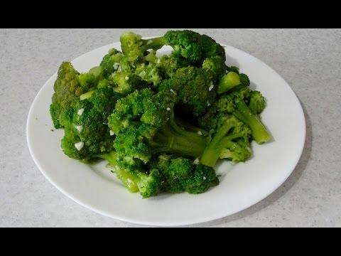 Цветная капуста и брокколи, запеченные в духовке рецепт