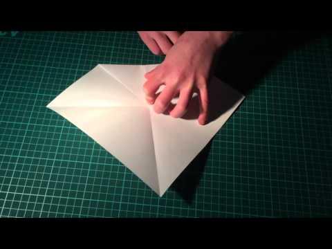 Hur du gör en pappers loppa