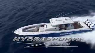 AWARD WINNING HydraSports Custom 53 Sueños