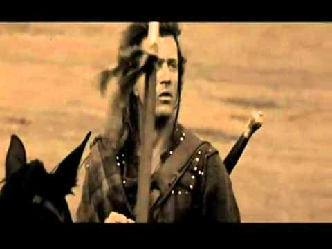 Discurso de William Wallace, Esp Latino HD (Corazon Valiente, BraveHeart)