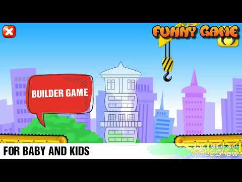 Builder game guide #2 - Funny game top - For baby and kids