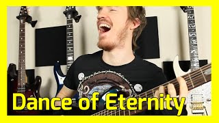 Dance of Eternity Dream Theater Guitar Cover (Lead Guitar Cover of The Dance of Eternity)