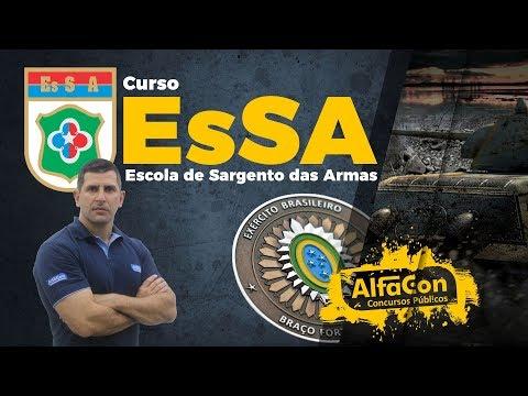 Aula Gratuita - Curso EsSa - AO VIVO - Matemática com Prof. André Arruda - AlfaCon