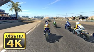 MotoGP '07 : Old Games in 4K Gameplay