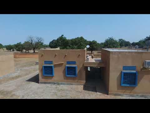Drone Solar Center Bazoulé BF
