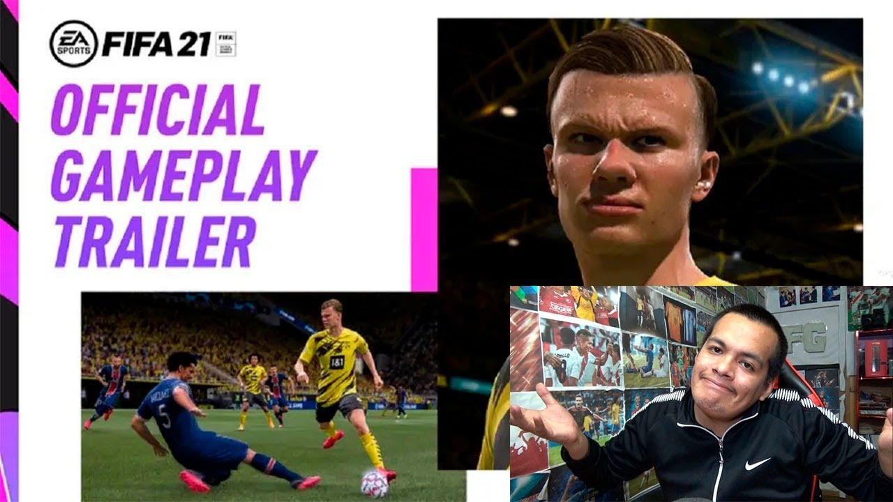 SE ACERCA FIFA 21 Y EA SPORTS MUESTRA COMO SERÁ EL GAMEPLAY...