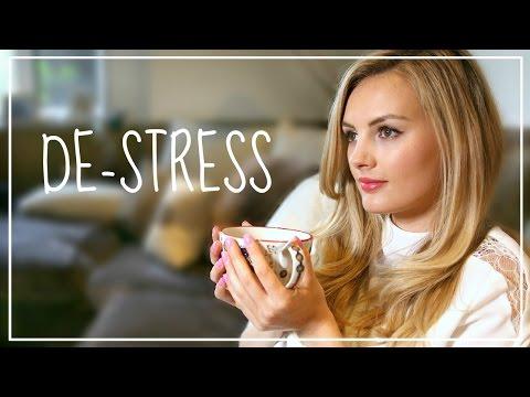 5 Ways To De-Stress | Niomi Smart