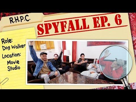 Playing Spyfall!  (Ep.6)