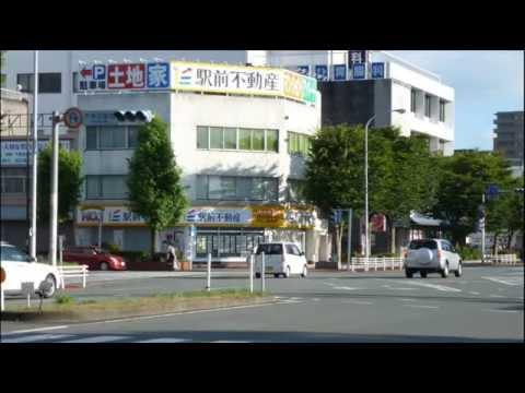 音響式信号 福岡県久留米市東町 東町交差点(国道3号線方向 ...