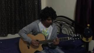 HUM MEIN TUM MEIN JO THA | Raaz reboot 2016 | Papon | Acoustic (cover)