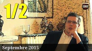 Grand Entretien de septembre 2015 avec Pierre-Yves Rougeyron 1/2