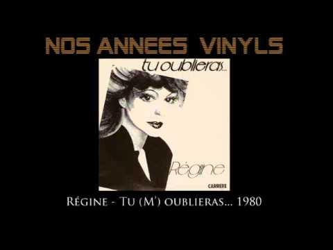 Régine - Tu m'oublieras 1980