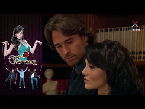 Teresa acepta la ayuda del profesor Arturo | Teresa - Televisa