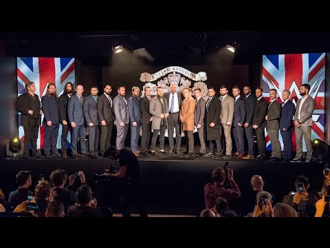 Meet The WWE United Kingdom Championship Tournament Competitors