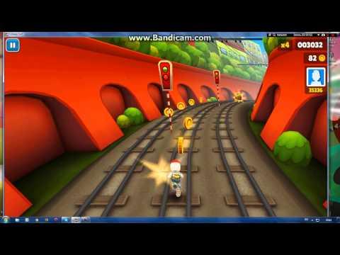 Игра Subway Surf онлайн Moigrynet