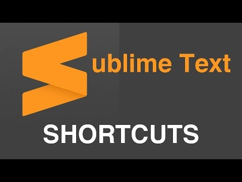 17 Sublime Text Shortcuts And Tips