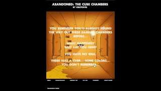 Abandoned: The Cube Chambers - Walkthrough