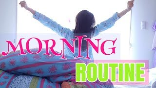 MORNING ROUTINE【モーニングルーティン】朝の日課紹介♡
