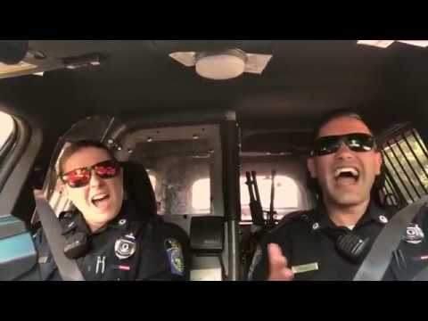 Hello? Rutland police join #lipsyncbattle challenge with Adele's hit