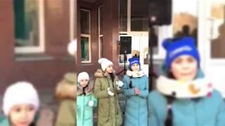 """акция """"Уроки толерантности"""" в Коломне 16.11.2018"""