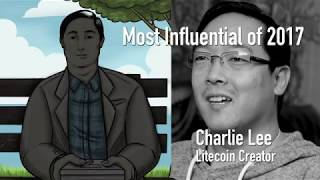 CoinDesk's Most Influential in Blockchain 2017 – Charlie Lee