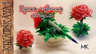 Ручка сувенир /(ENG SUB)/ Souvenire pen/ Свадебные аксессуары Марины Кляцкой