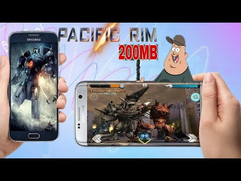 Pacific Rim Mobile Game || Mod Apk Download || Working