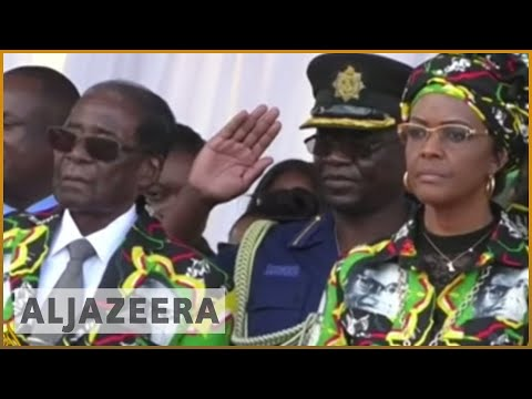 Zimbabwe's political crisis over presidential succession