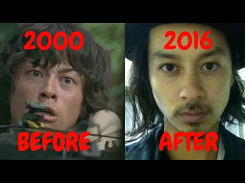 Battle Royale before and after 2016