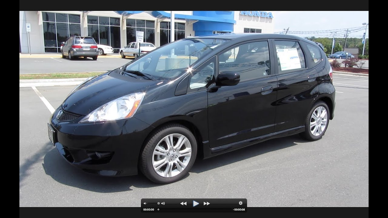 2011 Honda Fit Sport Start Up Engine And In Depth Tour