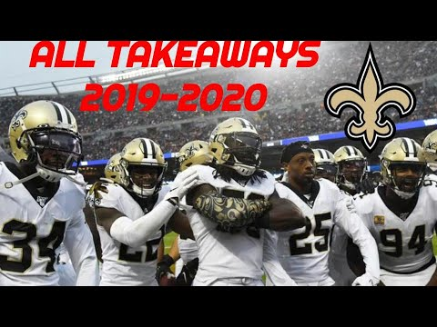 All Saints Takeaways 2019-2020