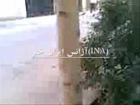 Iran Mashhad 8 July 2010 graffiti