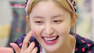 Real Fresh Skin Detoxer with Minsco and K-pop start Jeonghwa