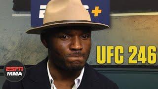 Kamaru Usman not opposed to taking on Conor McGregor   ESPN MMA