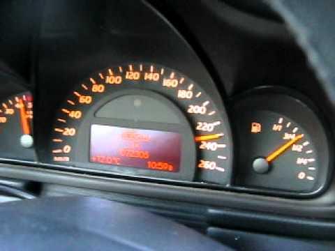 Mercedes C220 Cdi Sportcoup 233 Youtube